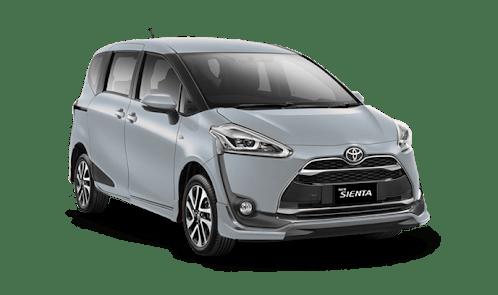 Toyota New SIENTA AT