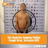 Sat Reskrim Tangkap Pelaku Pungli Viral, Ternyata DPO Sat Reskrim Polres Pelabuhan