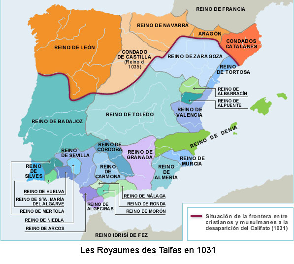 Royaumes des Taifas