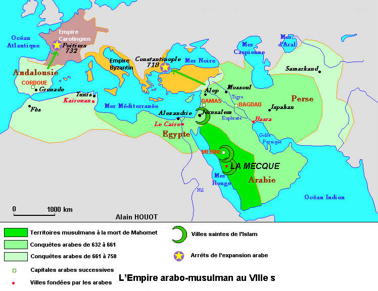 Empire islamique