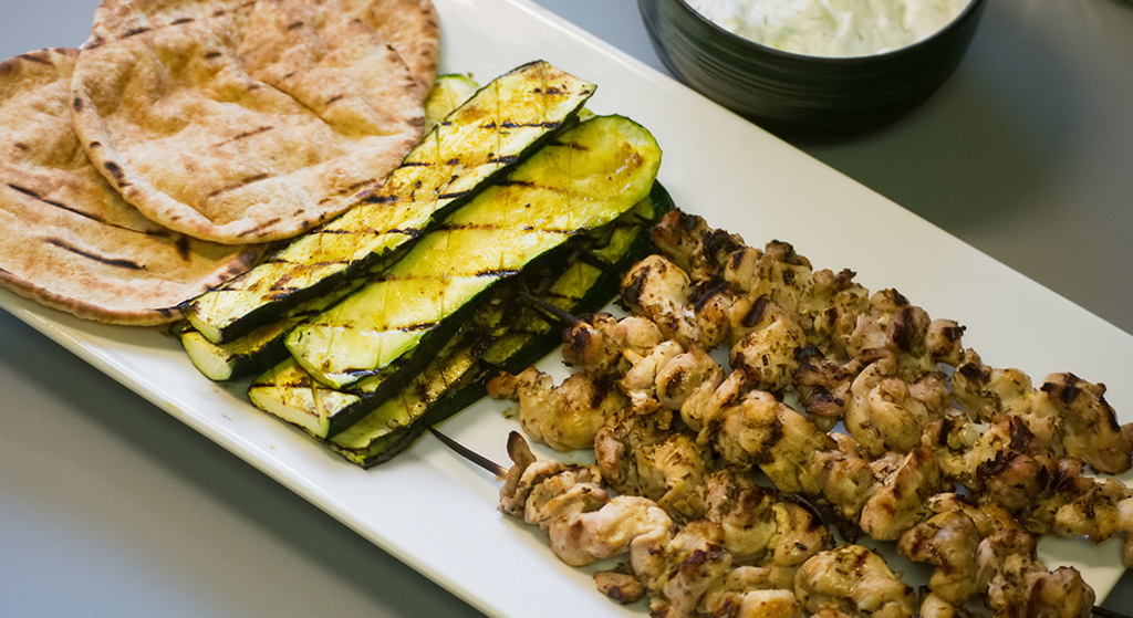 5 Ingredient Greek Souvlaki