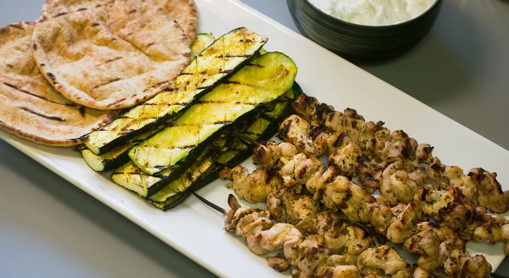 5 Ingredient Greek Souvlaki