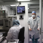 Duke Raleigh Hospital Pioneers Use of Certified Mobile Sterile Compounding Unit (PRNewsFoto/Germfree Labs)