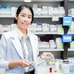 women pharmacist pharmacy