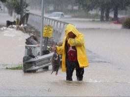 Health risk in flood