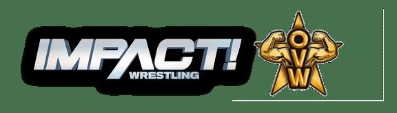 Impact and OVW logos