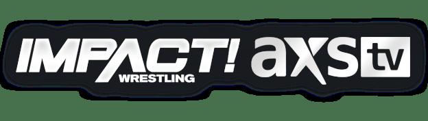 Impact Wrestling & AxS tv Logo