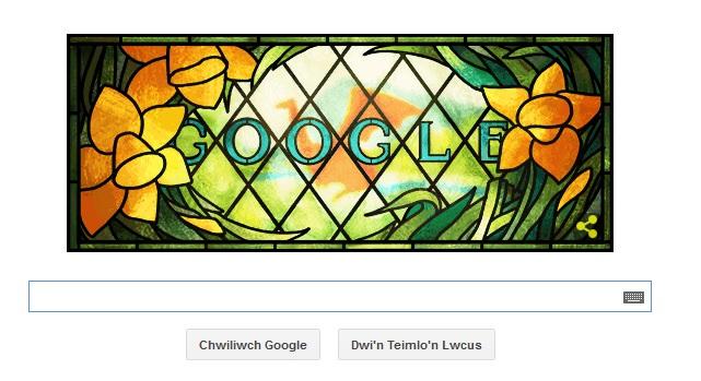 Google Gwyl Ddewi 2015