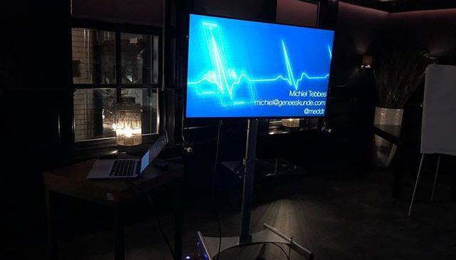 Presentatie voor ICT.eu