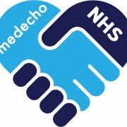 Medecho and NHS Trusts Handshake