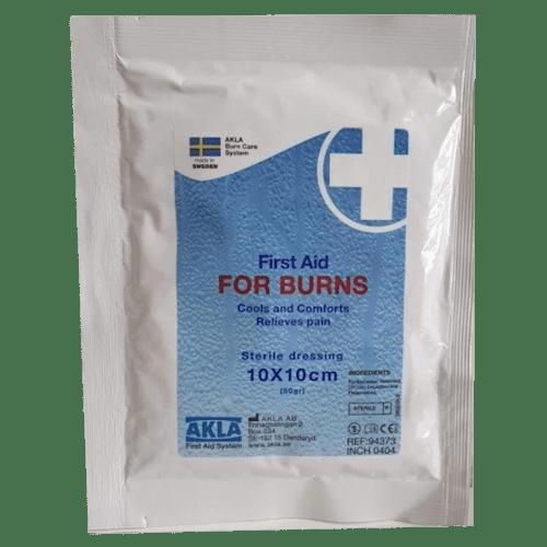 Palovammataitos For Burns 10x10