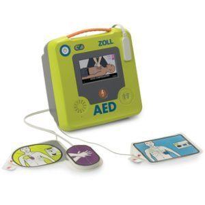 Zoll-AED-3-defibrillaattori