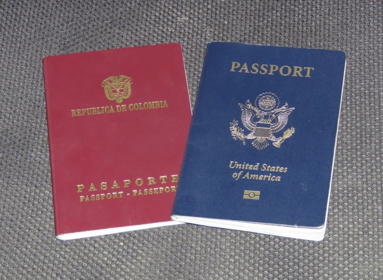 Dual passports with dual-citizenship
