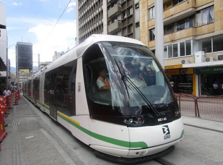 New Metro Medellín Tranvía (cable car)