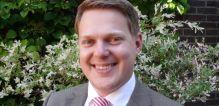 Fractievoorzitter Mark Raat (VVD)