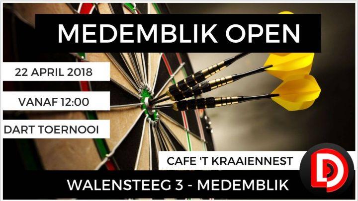DDDarts Medemblik Open