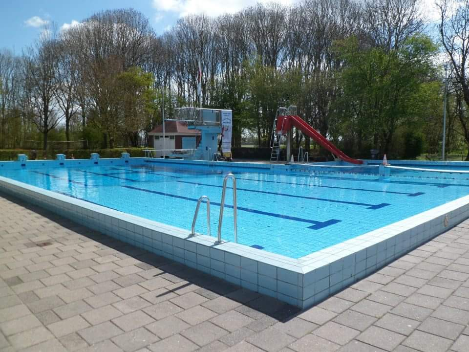 Zwembad de Spetter in Abbekerk