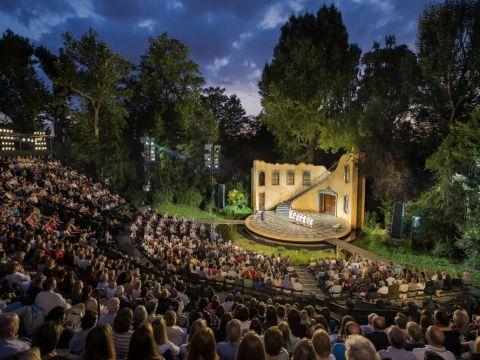 Eerste Openluchttheater Wervershoof