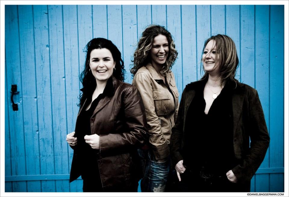 """Meidenband """"McCHICKS"""" bij Club Jazz&Pop in Cultura Andijk"""