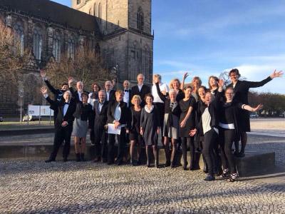 Spiro Musica treedt op in het Groene Kerkje in Lambertschaag (Foto aangeleverd)