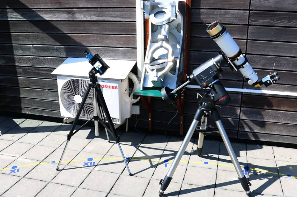 """Internationale SUNday"" bij sterrenwacht Orion"