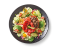 Wat eten wij vandaag: Paprika met stoofvlees en couscous