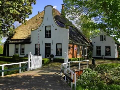 In Het West-Friese dorpje Twisk staan prachtige monumentale panden. Een kijkje waard. ((Foto: aangeleverd))