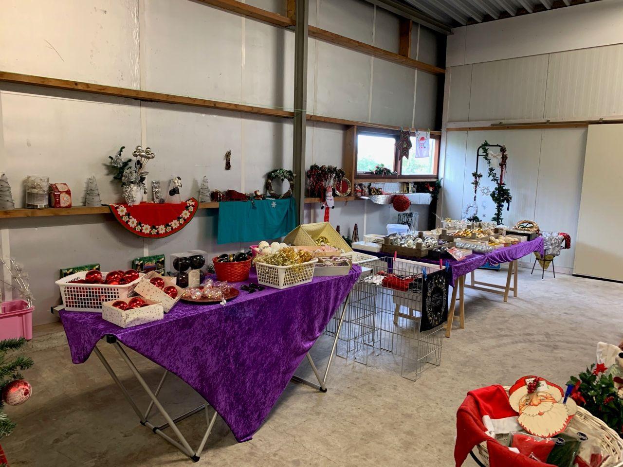 Grote kerst garageverkoop Benningbroek | Medemblik Actueel. - Medemblik Actueel
