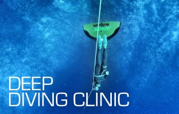 Deep Freediving Clinic
