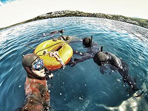 SSI Freediving Pool