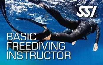 Basic Freediving Instructor