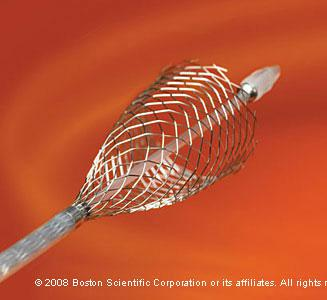 Boston Scientific S Carotid Artery Stent Gets Fda Ok
