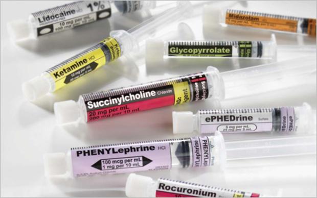 Anesthesia Drugs Market Manufacturing Base Product ...