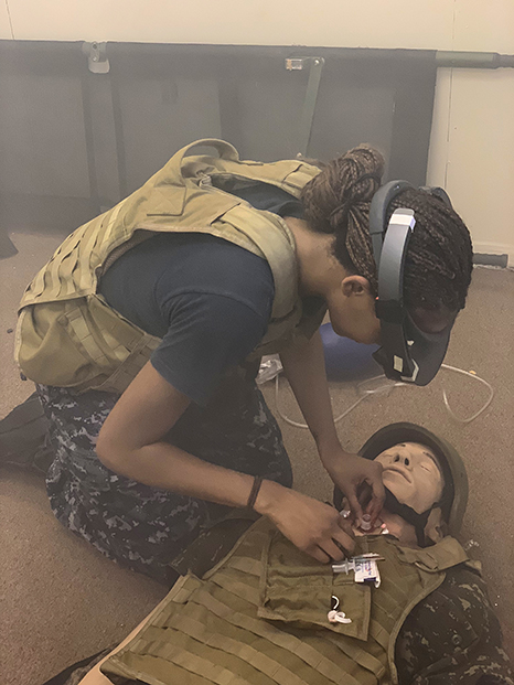 Augmented Reality Telemedicine Shown to be Effective for Battlefield 4