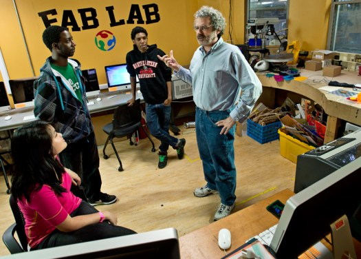 How To Make Almost Anything – Exclusive Interview with Dr. Neil Gershenfeld, MIT Center for Bits and Atoms 6