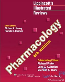 Lippincott illustrated reviews - Pharmacology Six Edition by Karen Whalen