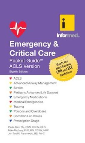 Emergency & Critical Care Pocket Guide 8th