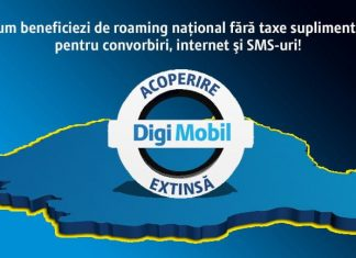 RCS-RDS digi mareste cantitatea de trafic internet de la 100 la 300 in roaming national
