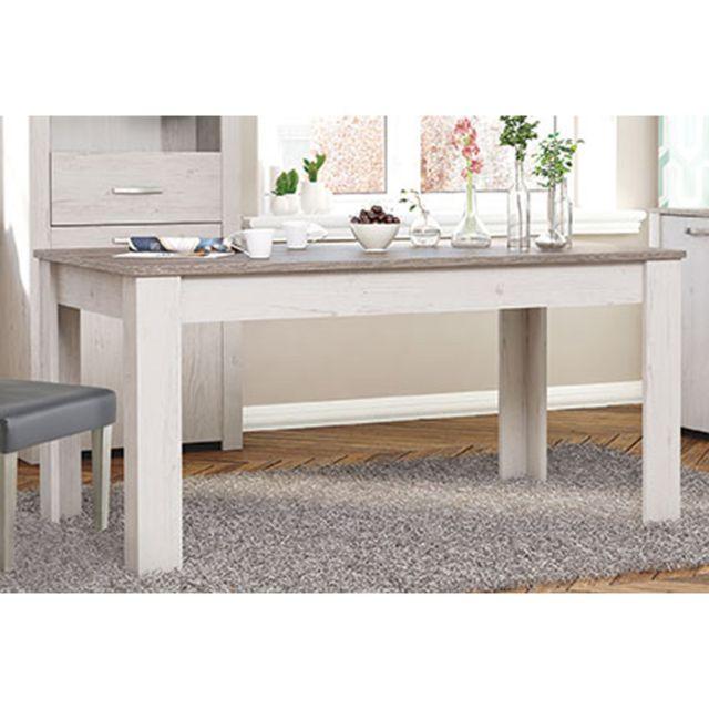marque generique table repas marquis 170 x 90 x 77 2 cm