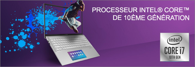 Processeur Intel Core i7 10th