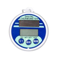 Piscine Center Oclair Thermometre Digital Solaire
