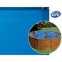Gre Pools Liner Bleu Gre Pool Pour Piscine Hors Sol Ronde