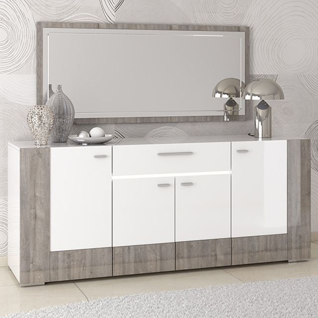 altobuy adagio ensemble buffet miroir