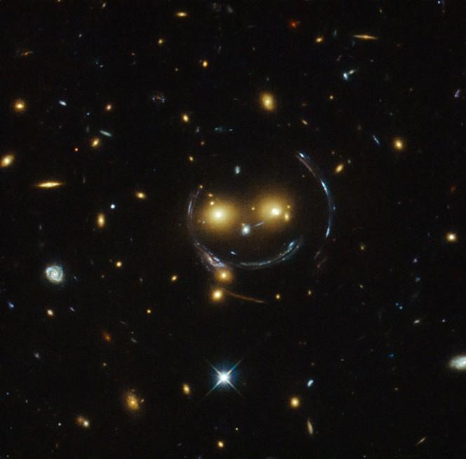 Hubble Ci Regala Un Sorriso Una Stella Per Amica