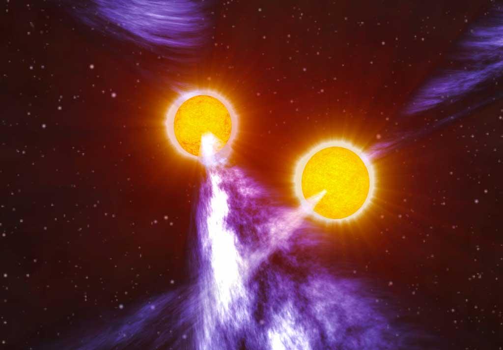 Risultati immagini per C'è una miniera di ferro in quelle pulsar