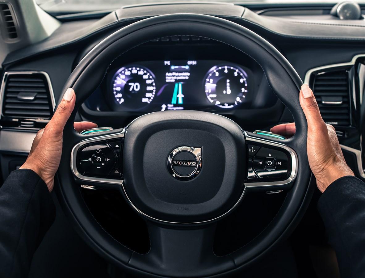 Volvo Cars och Uber utvecklar sjlvkrande bilar