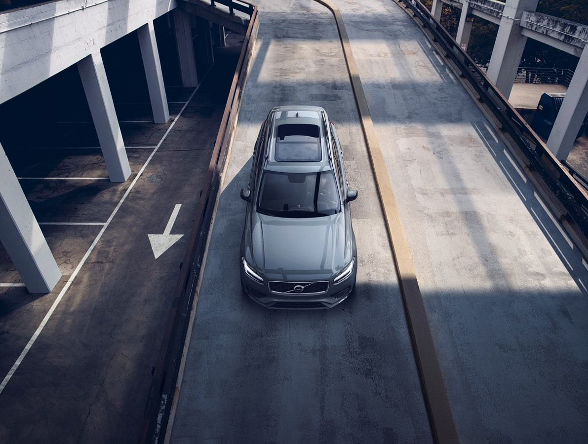 hight resolution of volvo cars introduces refreshed volvo xc90 suv volvo car group global media newsroom