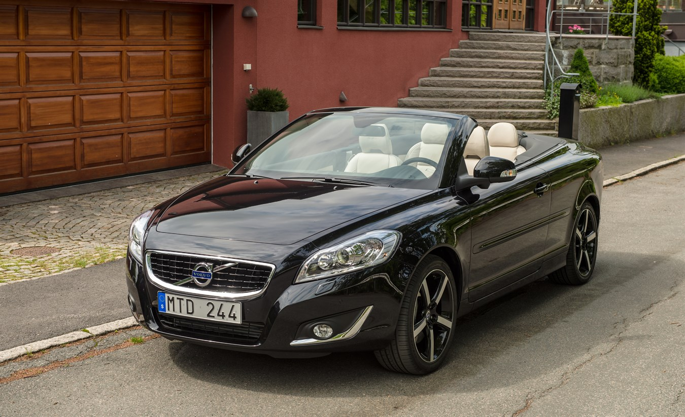 hight resolution of volvo c70 convertible c70 1997 2013 volvo car group global media newsroom
