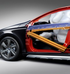 volvo car corporation still leads airbag development after 25 life saving years volvo car group global media newsroom [ 1200 x 900 Pixel ]