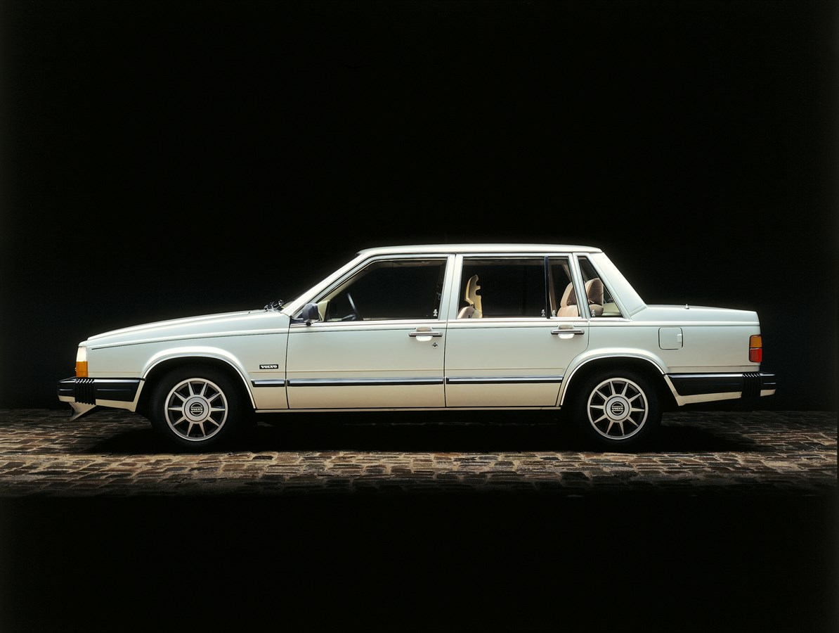 hight resolution of volvo 760 turns 30 the car that saved volvo car corporation volvo car usa newsroom